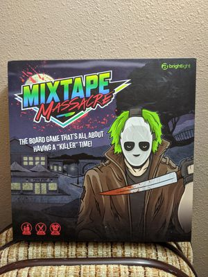 Mixtape Massacre board game for Sale in Edmonds, WA