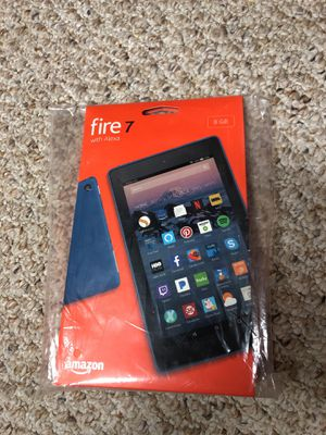 Tablet fire 7 8GB for Sale in Silver Spring, MD