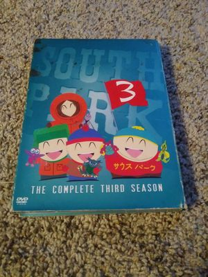 The complete 3rd season of South park for Sale in Festus, MO