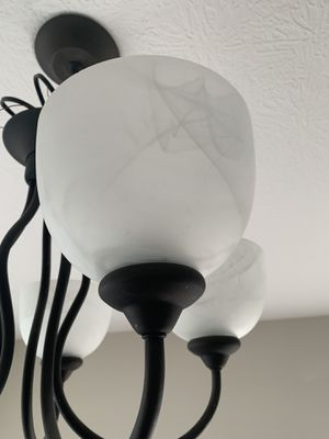 Chandelier Oil rubbed bronze for Sale in Delaware, OH