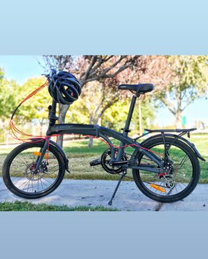 Camp folding bike for Sale in Las Vegas, NV