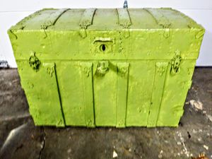 Vintage storage trunk for Sale in Kenmore, WA