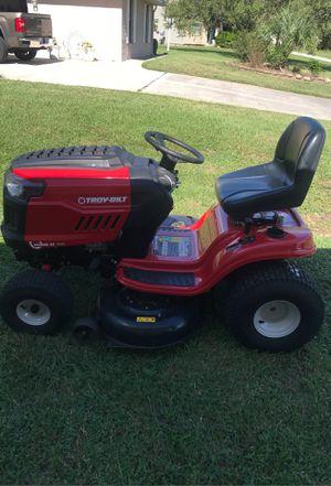 Troy Bilt Horse 42 Hydrostatic 42 inch 547cc Lawn Riding Sit Down Mower Tractor for Sale in Orlando, FL