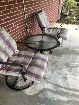 Patio furniture for Sale in Lawrenceville, GA