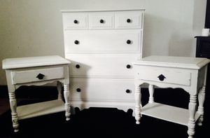 Dresser and Nightstand set for Sale in Lititz, PA