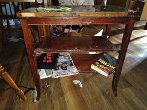 Antique wooden table for Sale in Nashville, TN