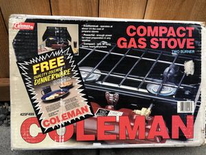Coleman-425F499-Fuel-Compact-Gas-Stove for Sale in Lynnwood, WA