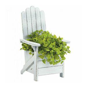 NIB Wood Adirondack Chair Planter for Sale in Holly Hill, FL