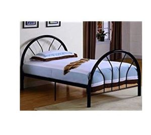 Twin bed metal frame for Sale in Brooklyn, NY