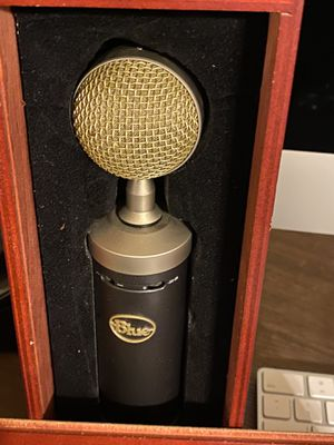 Blue bird microphone for Sale in Arizona City, AZ