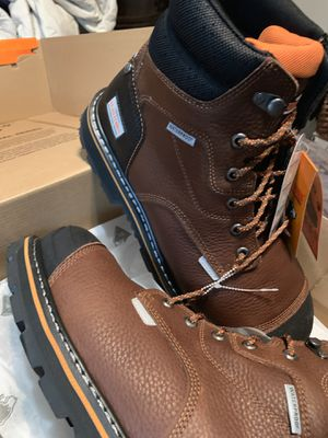 "Herman Survivor Men's Shoveler 6"" Work Boot Steel Toe Slip Resistant Mens 11 for Sale in Norcross, GA"