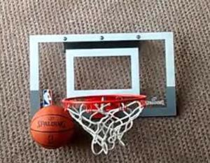 spalding mini basketball hoop for Sale in Castro Valley, CA