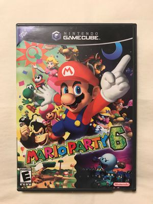 Mario Party 6 GameCube for Sale in Elmsford, NY