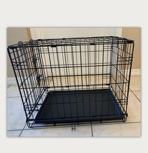 """MidWest Homes For Pets Ovation Trainer Metal Dog Cat Crate 23.5""""x17"""" for Sale in Hollywood, FL"""