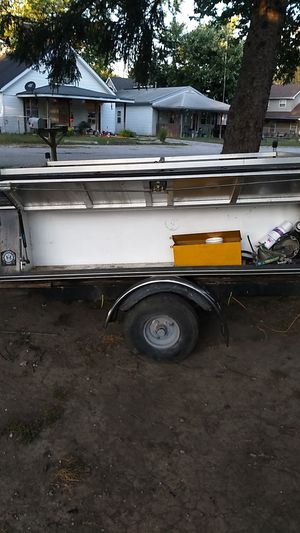 Howco camper shell for Sale in Indianapolis, IN