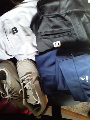 Softball gear (gloves,cleats,pants) for Sale in Fresno, CA