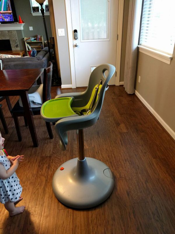 Boon High Chair Green And Grey For Sale In Mill Creek Wa
