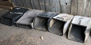 Lawnmower Bags. 4 Craftsman and 1 Other for Sale in Cottonwood Heights, UT