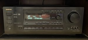 Onkyo TX-DS676 Receiver with Doby Digital and DTS for Sale in San Francisco, CA