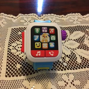 New Fisher-Price Educational Child's play Watch for Sale in Travelers Rest, SC