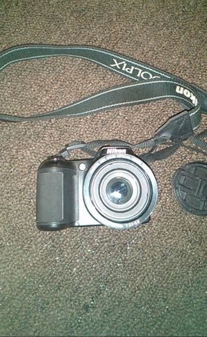 Nikon Coolpix L340 for Sale in LOS RNCHS ABQ, NM
