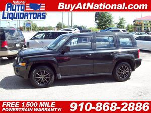 2010 Jeep Patriot for Sale in Fayetteville, NC