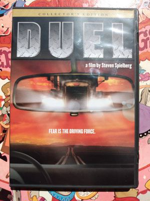 DUEL Collector's Edition DVD for Sale in Columbus, OH