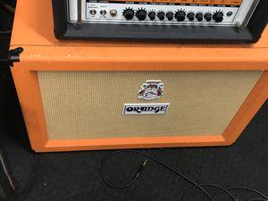 Orange PPC 2x12 guitar cabinet for Sale in Battle Ground, WA