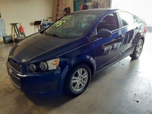 2014 Chevy sonic for Sale in Fort Lauderdale, FL