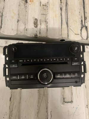 2009-17 stock stereo receiver for Sale in Visalia, CA
