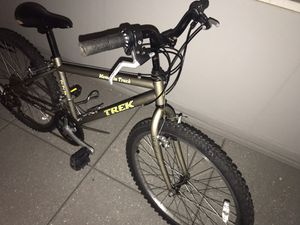 Trek Mountain Bikes - Trek Mountain Lion 60 ($50) - Trek Mountain Track 220 ($75) for Sale in Providence, RI