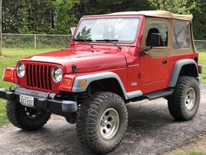 1999 Jeep Wrangler for Sale in Union, MO