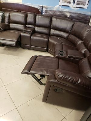 Sectional motion Recliner... We take payments for Sale in Las Vegas, NV