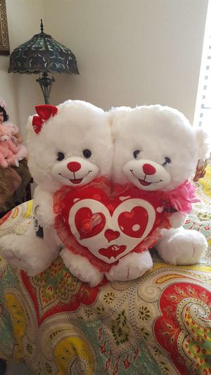 Teddy Bear for Valentine's day! Make me an offer! for Sale in Winter Haven, FL