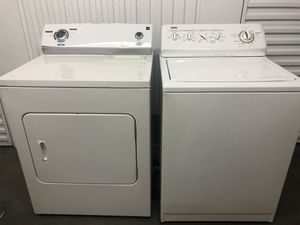 Kenmore Elite Washer and Dryer. Delivery Available for Sale in Renton, WA