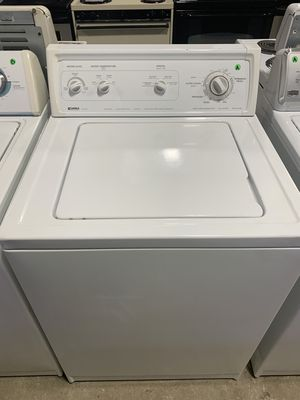 On Sale Kenmore Washer Washing Machine Top Load 110v #1296 for Sale in Huntington Station, NY