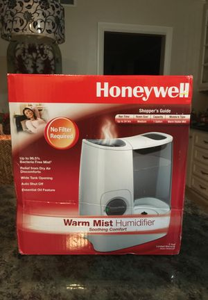 Honeywell warm mist humidifier NEW! for Sale in Downey, CA