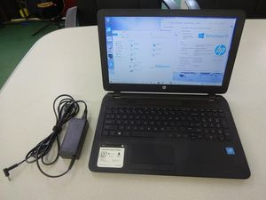 NEW 2020 HP LAPTOP A6 QUAD CORE 500GB SSD 4GB RAM HDMi OFFICE WEBCAM Z for Sale in Fresno, CA