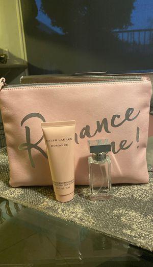 Women's perfume by Ralph Lauren 1.0 FL. 30 ML eau de perfume spray/ 2.5 FL. OZ. 75 ML Body lotion. for Sale in Riverside, CA