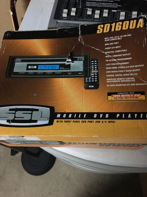 Mobile DVD player for Sale in Columbus, OH