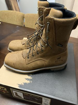Irish setter work boots for Sale in Cincinnati, OH