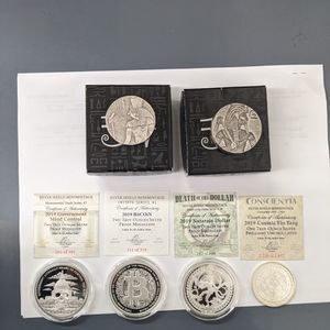Silver Rounds for Sale in Lynnwood, WA