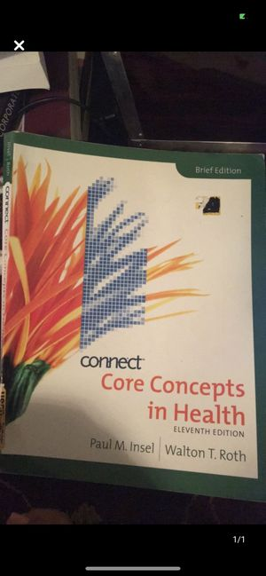 Core Concepts in Health for Sale in Queens, NY