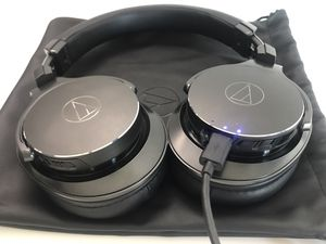 Audio technica wireless bluetooth headphones ATH-DSR7BT for Sale in San Francisco, CA