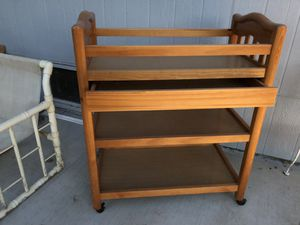 Baby changing table for Sale in Selma, CA