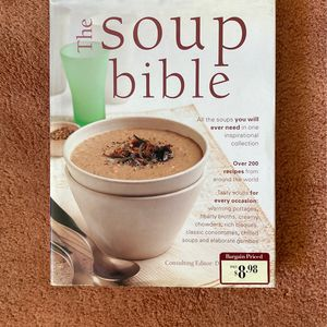 The Soup bible for Sale in Castro Valley, CA
