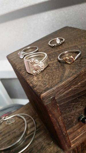 Silver rings for Sale in Junction City, OR