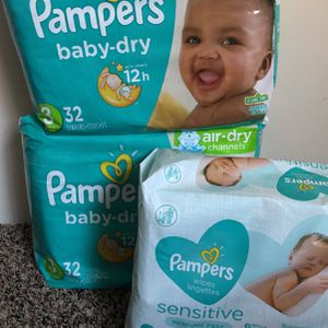 Diapers And Wipes - 3 Items for Sale in New Britain, CT
