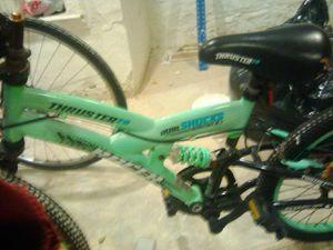 Green thruster 20 kids bike. for Sale in Brooklyn, NY