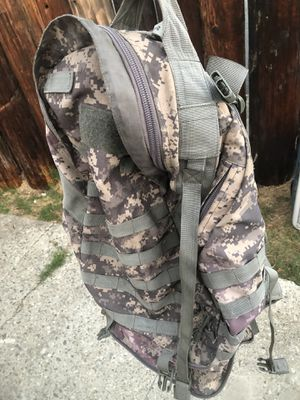 Army Military Travel Backpack Gear Storage for Sale in Lawndale, CA